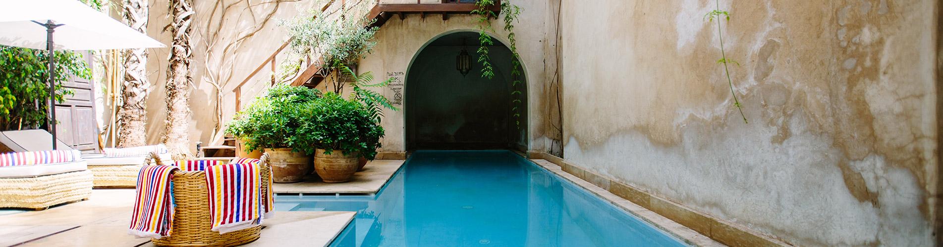 Estimation maison avec piscine